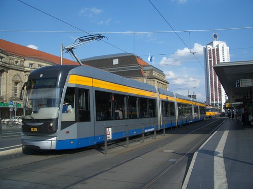 Stadtführungen Leipzig Details